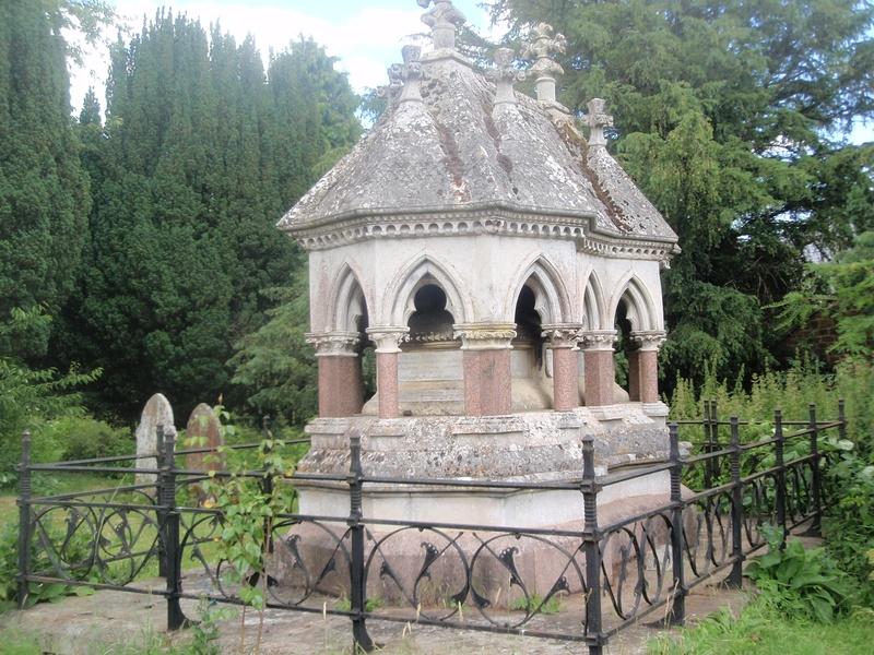 The Horton Family Tomb