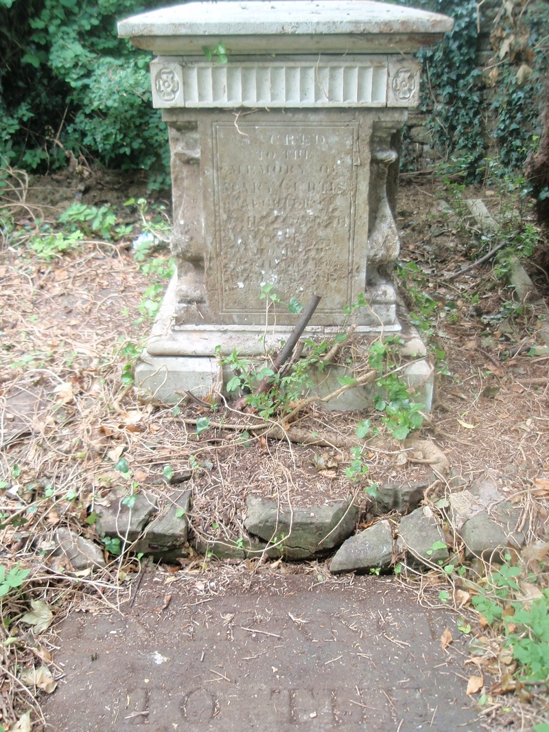 The tomb of the Jones family